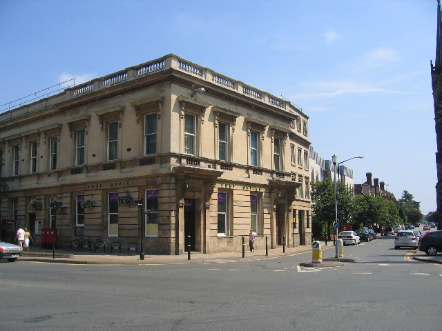 Post Office, Royal Leamington Spa