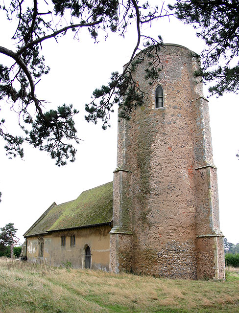 All Saints Church, Ramsholt
