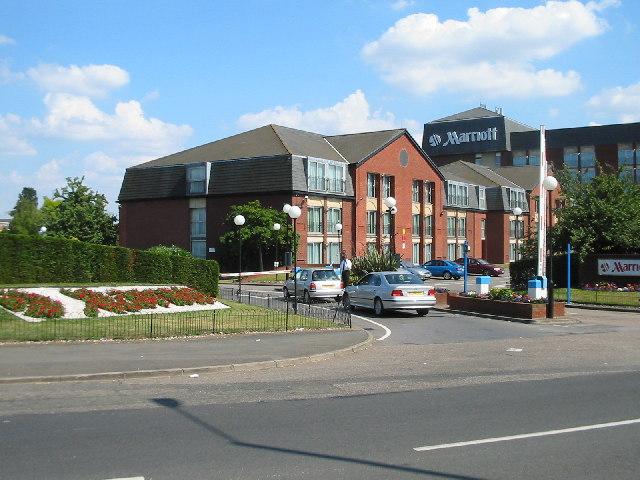 Heathrow Marriott Hotel, Langley