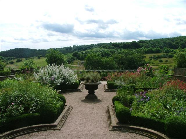Pockerley Manor Garden