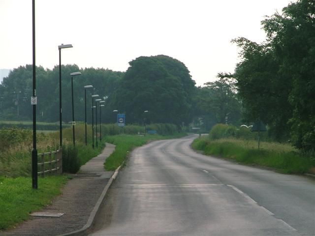 Approaching Stokesley