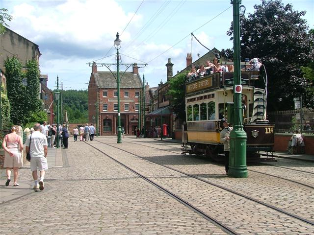 The Town, Beamish