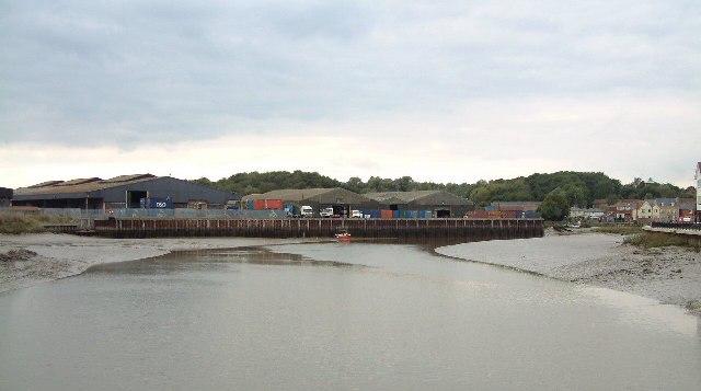 Rowhedge Quay
