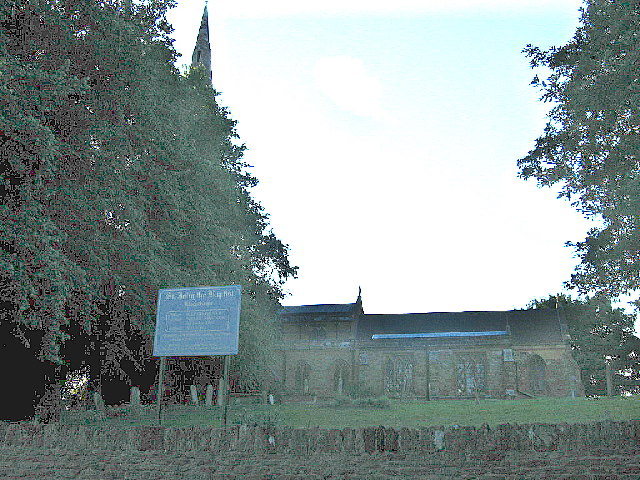 St. John the Baptist Church, Kingsthorpe
