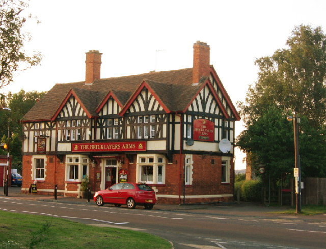 The Bricklayers Arms, Creaton