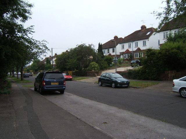 Warren Road, Nork
