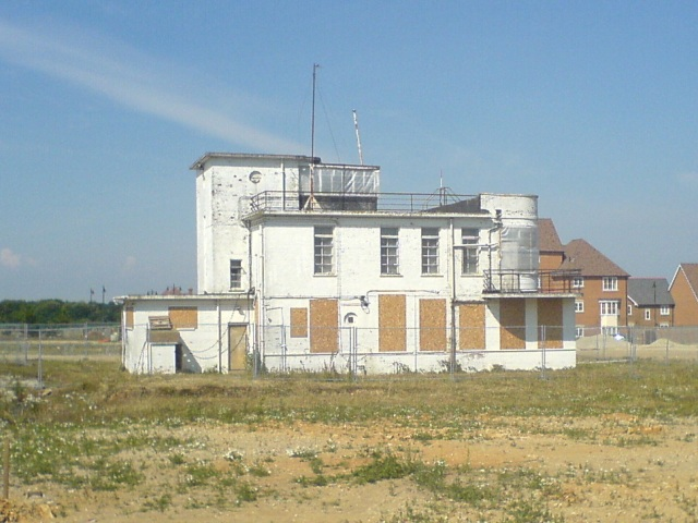 Airfield Traffic Control Building