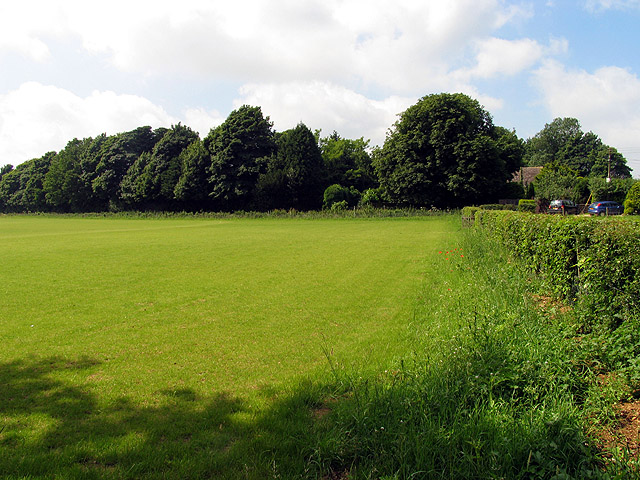 Cricket Field at Woodlands St Mary