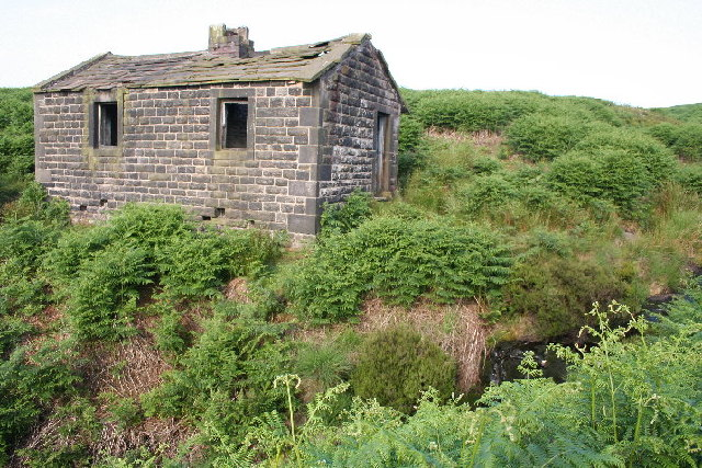 Shooting Box, Higher House Moor