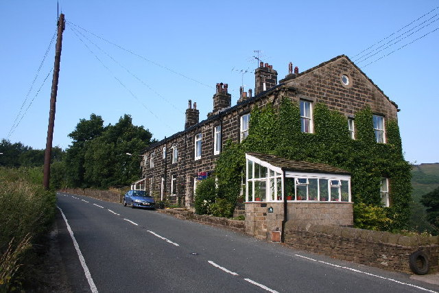 Green Bank, Cragg Vale
