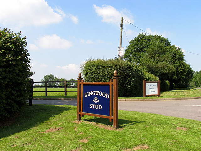 Kingwood Stud near Lambourn