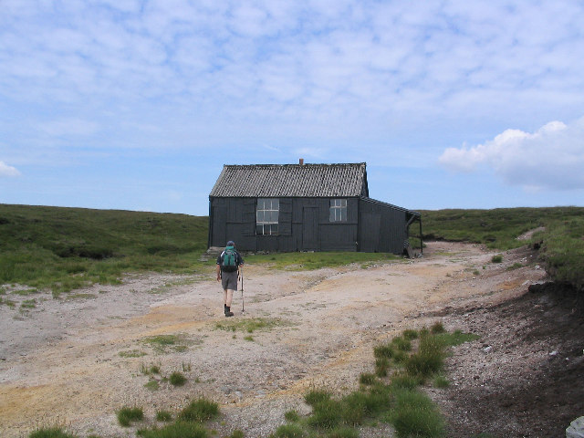 Shooting Hut West Dyke