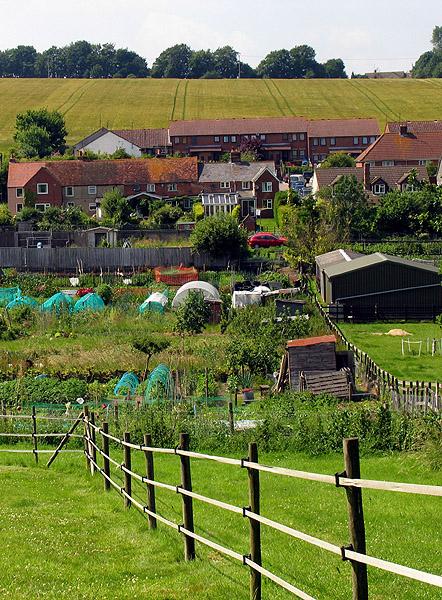 The Rural Village of Lambourn