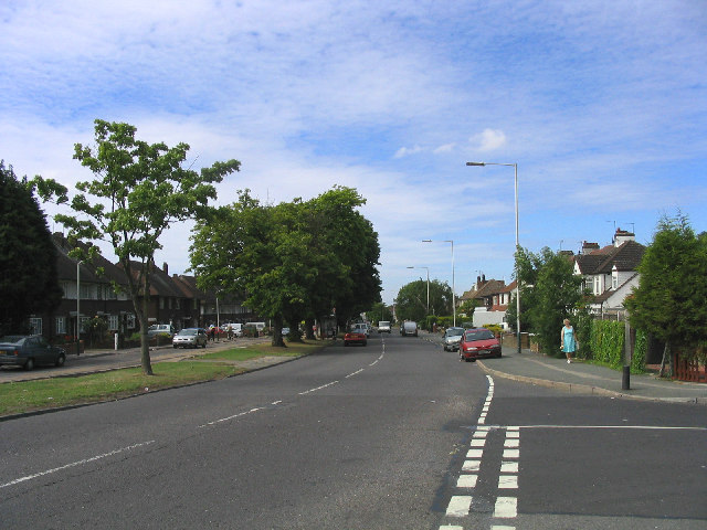Chase Cross Road, Collier Row, Romford, Essex