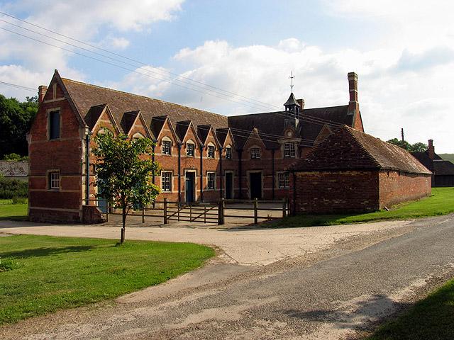 Ashdown Farm at Ashdown Park