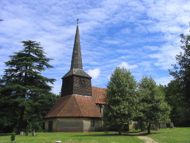 St Thomas the Apostle Church, Navestock Heath, Essex