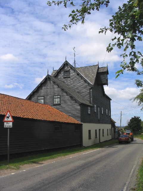 Converted Mill, Princes Road, Navestock Side, Essex