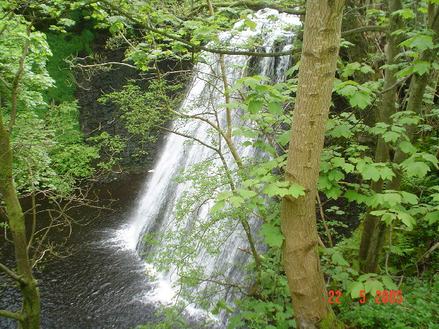 Aysgill Force, Gayle Beck.