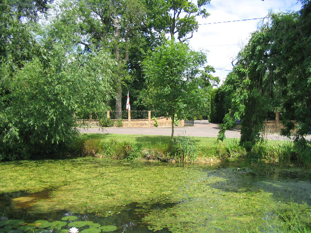 Pond, Ashwells Road, Crow Green, Brentwood, Essex