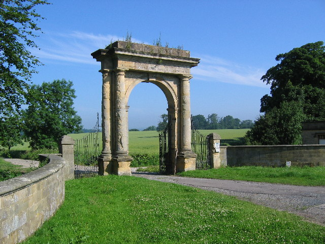 Nelson Gate near Sproxton