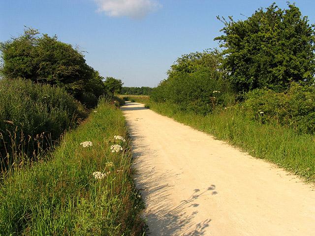 The Ridgeway at Ashbury Folly