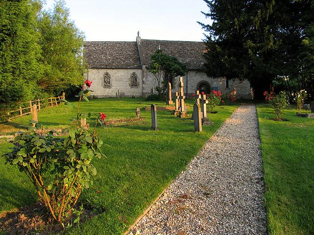Church: Woolstone