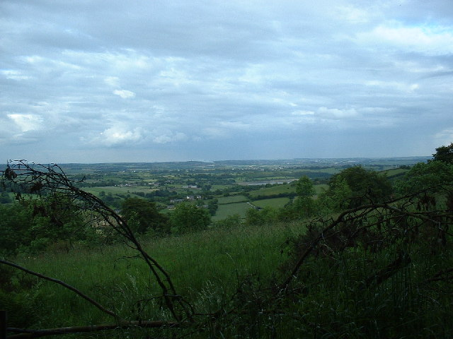 View from Cocking Tor
