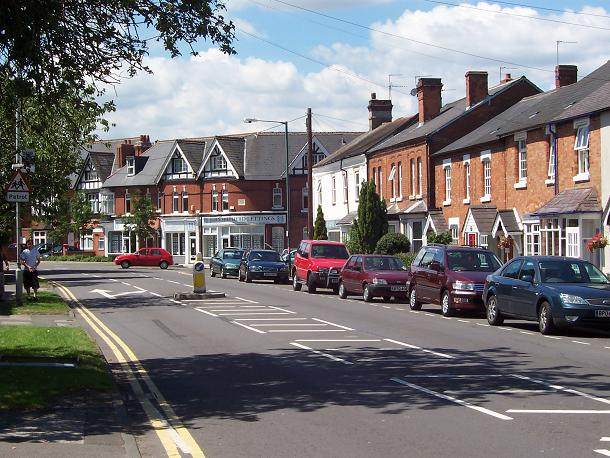 Station Road, Knowle