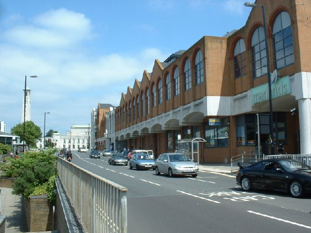 Marlands Centre