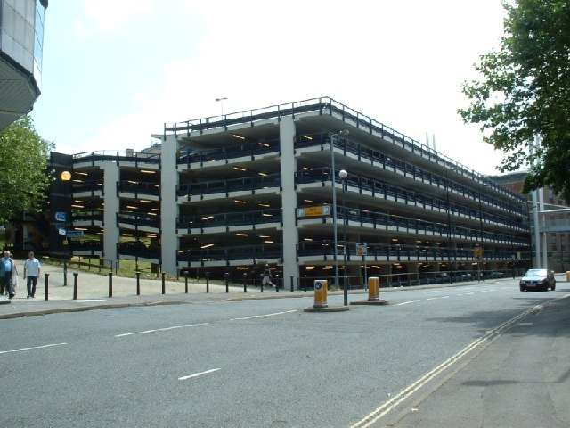 Ncp Car Park Near Oval Cricket Ground