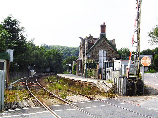 Eggesford Railway Station