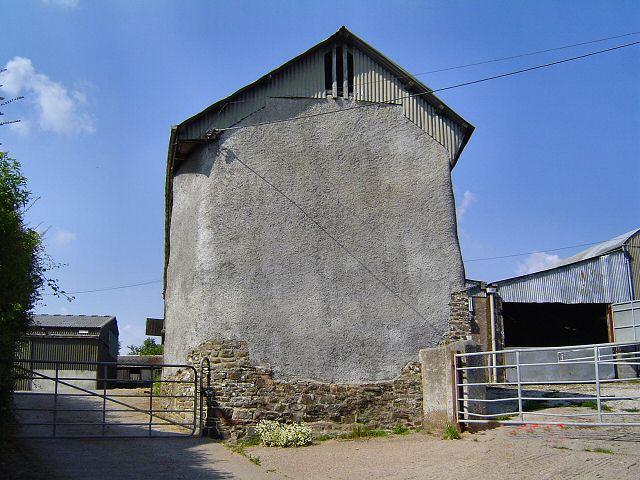 Nymet Rowland farm