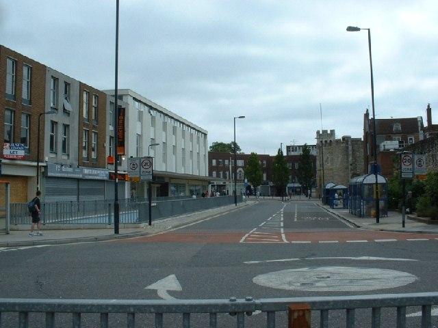Bargate Street, Southampton