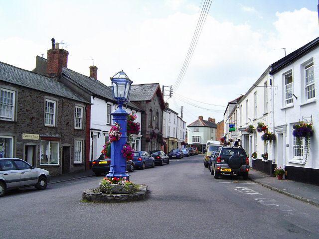 Chulmleigh - mid Devon