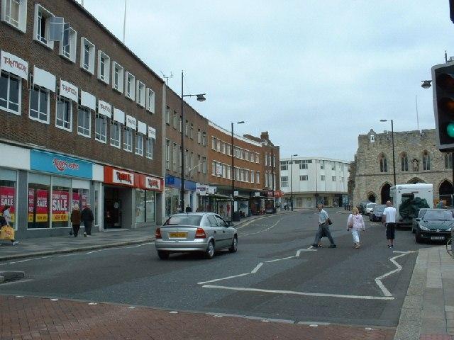 High Street, Southampton