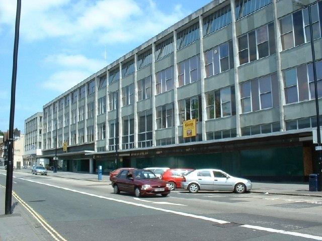 Tyrell & Green building, Southampton