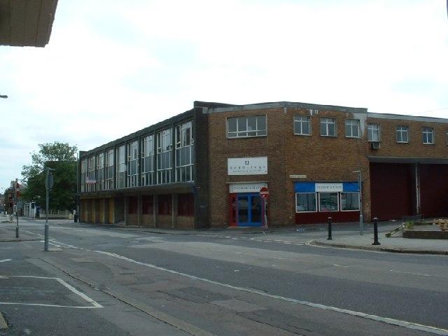 Bernard Street, Southampton