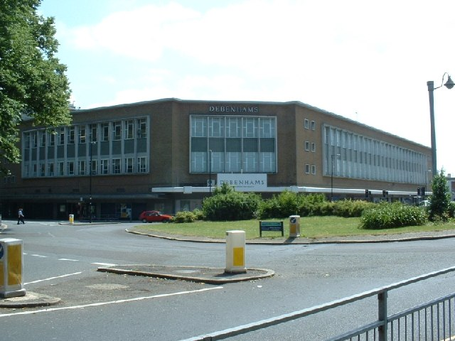 Debenhams, Southampton