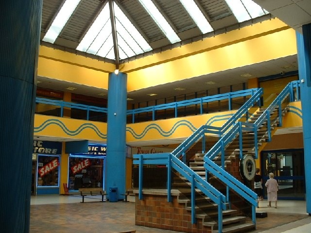 East Street Shopping Centre - Interior