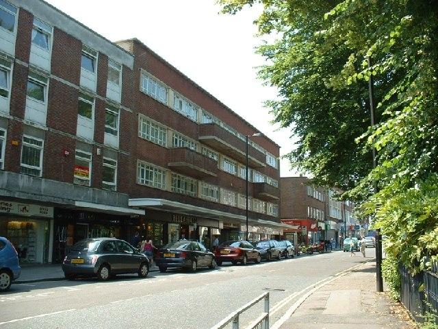 Hanover Buildings, Southampton