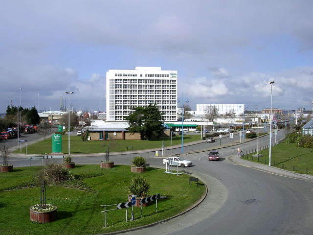 Holiday Inn, Southampton Docks