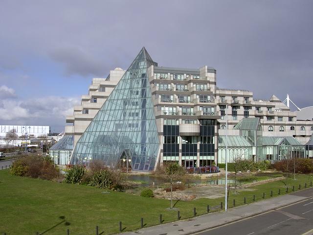 De Vere Grand Harbour hotel, Southampton