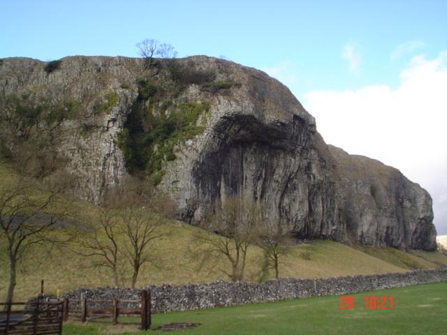 Kilnsey Crag, Yorkshire Dales