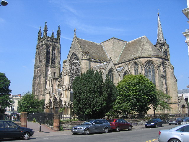 All Saints Parish Church, Royal Leamington Spa