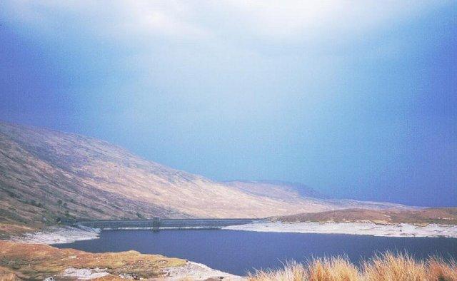 Loch Quoich Dam