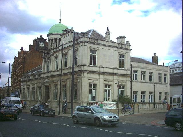 Streatham Public Library, Streatham High Road.