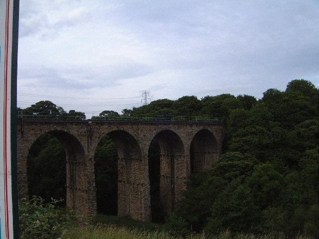 Viaduct over River Don