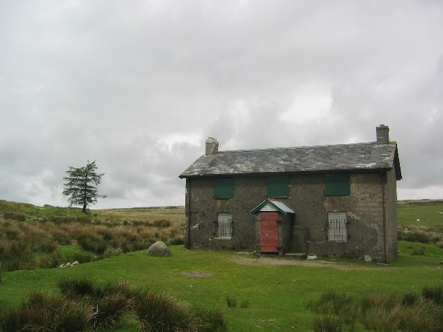 Nun's Cross Farm House