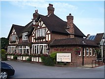 SP1780 : The Boat Inn by Chris Hunt