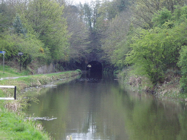 The Falkirk Tunnel